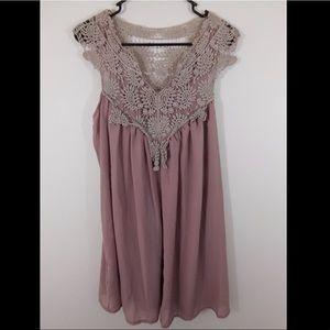 Dresses & Skirts - Mauve formal dress